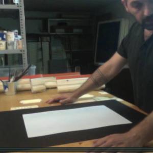 serigrafia ed autoproduzione daniel tummolillo