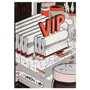 daniel tummolillo vip serigrafia d'arte edizioni del frisco